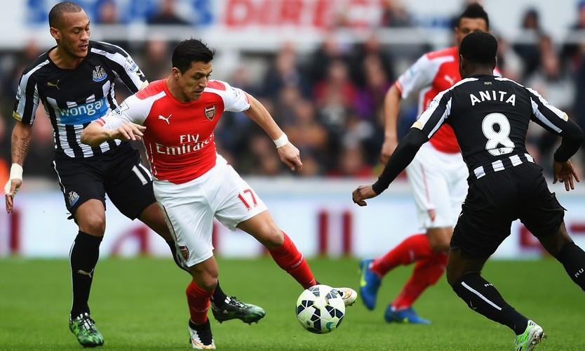 Newcastle vs Arsenal 18h45, ngày 29/08