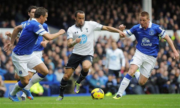 Bóng đá - Tottenham Hotspur vs Everton 23h30, ngày 29/08
