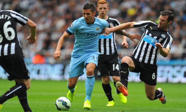 Manchester City vs Newcastle United 02h45, ngày 30/10
