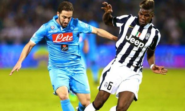 Bóng đá - Juventus vs Napoli 01h45, ngày 30/10