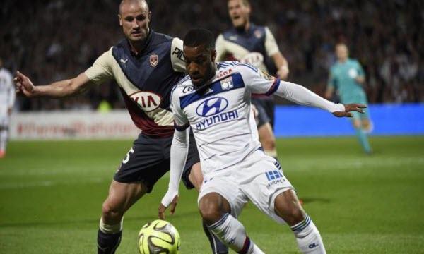 Bóng đá - Lyon vs Metz 21h00, ngày 29/10