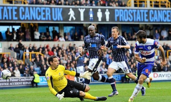 Bóng đá - Millwall vs Queens Park Rangers 02h45, ngày 30/12