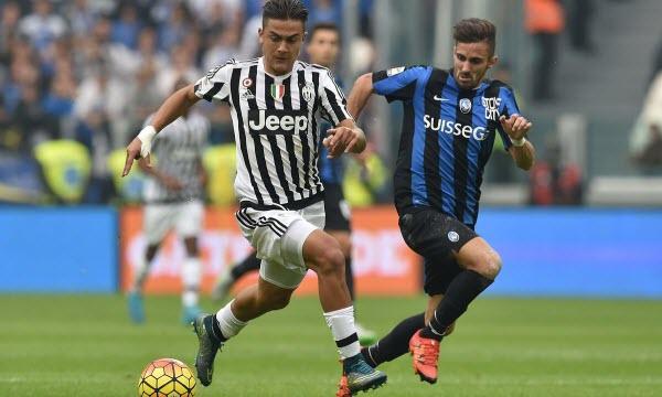 Bóng đá - Atalanta vs Juventus 02h45, ngày 31/01