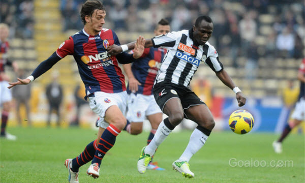 Bóng đá - Bologna vs Udinese 20h00, ngày 30/04