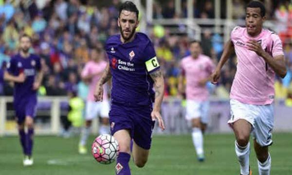 Bóng đá - Palermo vs Fiorentina 20h00, ngày 30/04