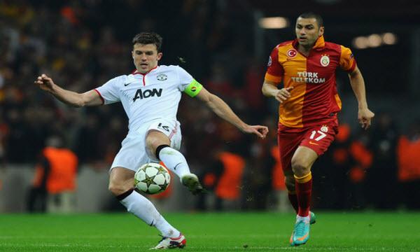 Bóng đá - Galatasaray vs Manchester United 00h30, ngày 31/07