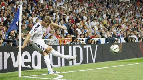 """Bóng đá - Toni Kroos: """"Chìa khóa vạn năng"""" của Real"""