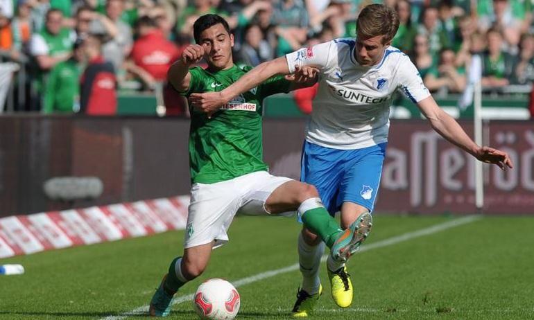 Bóng đá - Hoffenheim vs Werder Bremen: 21h30, ngày 30/11