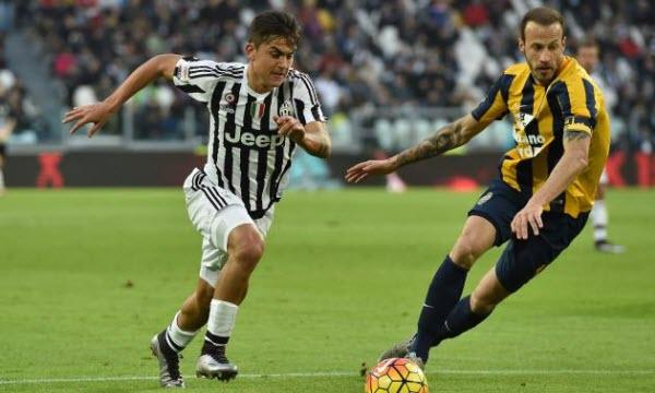 Bóng đá - Hellas Verona vs Juventus 02h45, ngày 31/12
