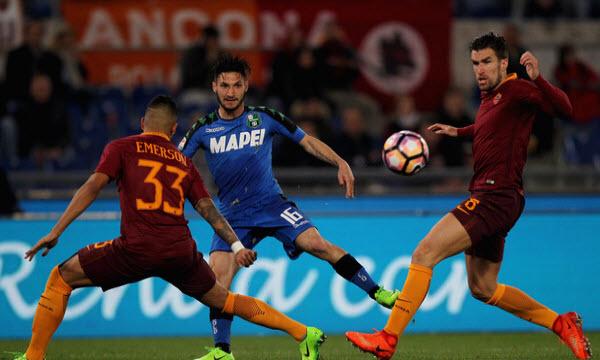 Bóng đá - AS Roma vs US Sassuolo Calcio 21h00, ngày 30/12