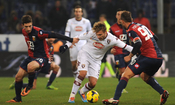 Bóng đá - Torino vs Genoa 21h00, ngày 30/12