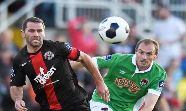 Bóng đá - Cork City vs Bohemians 01h45, ngày 01/08