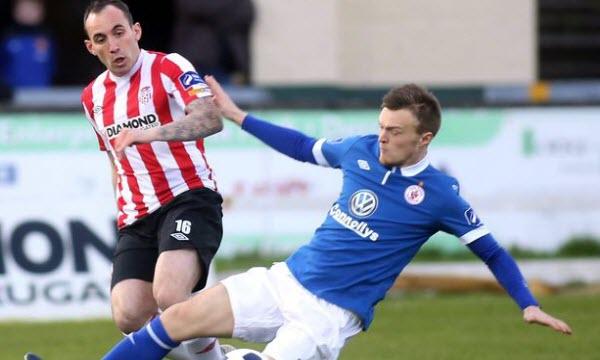 Bóng đá - Derry City vs Longford Town 01h45, ngày 01/08