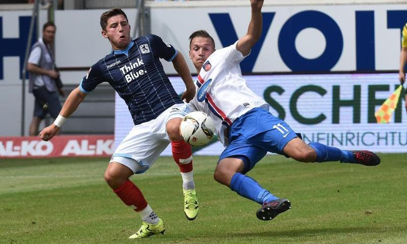 Bóng đá - Nurnberg vs Heidenheimer 23h30, ngày 31/07