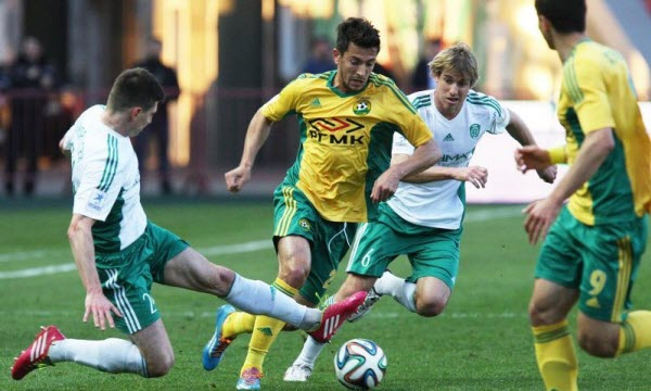 Bóng đá - Kuban Krasnodar vs Bashinformsvyaz-Dynamo Ufa 00h00, ngày 01/08