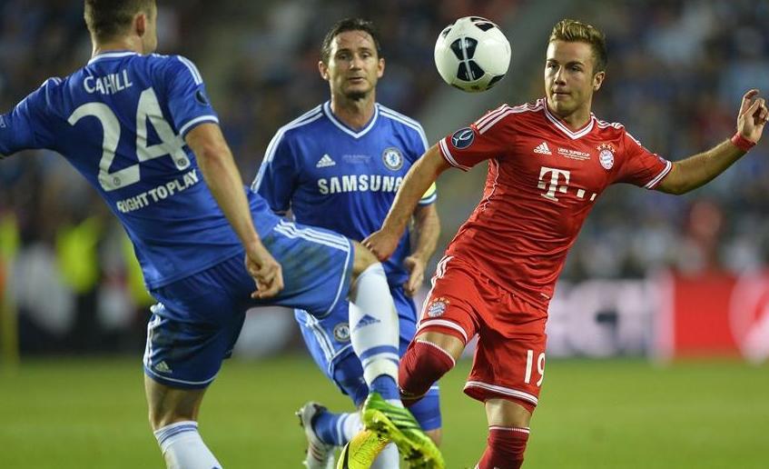 Bayern Munich 2-2 (pen 5-4) Chelsea (Highlights Siêu Cúp châu Âu 2013)