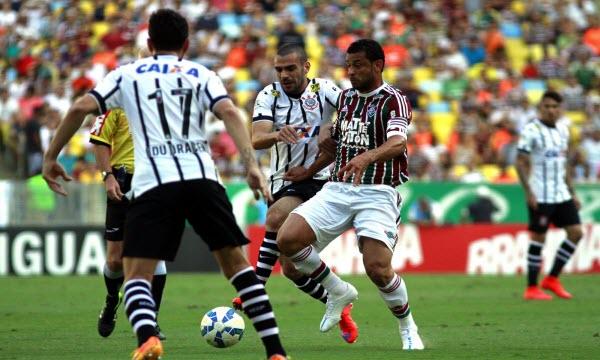 Bóng đá - Fluminense (RJ) vs Corinthians Paulista (SP) 07h45, ngày 01/09