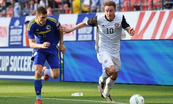 Bóng đá - Đan Mạch vs Liechtenstein 01h00, ngày 01/09