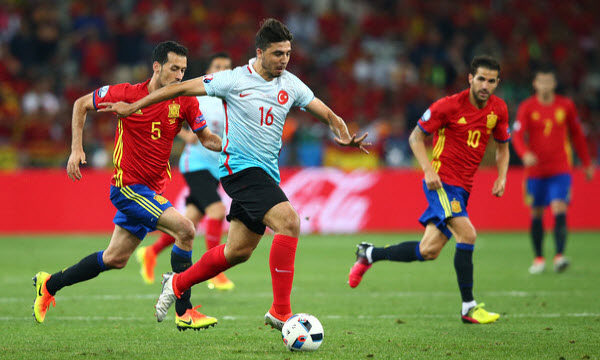 Bóng đá - Thổ Nhĩ Kỳ vs Nga 01h15, ngày 01/09