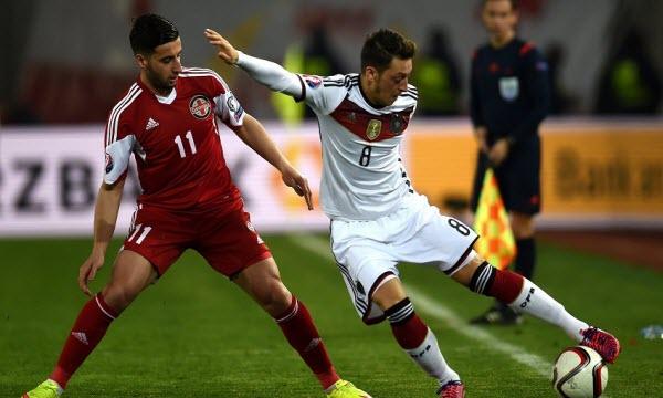 Bóng đá - Đức vs Phần Lan 01h45, ngày 01/09