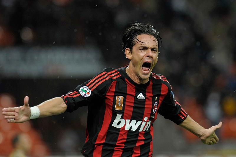 Những bàn thắng của Inzaghi cho AC Milan