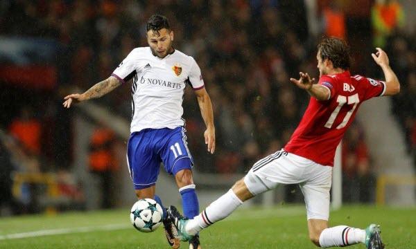 Bóng đá - Basel vs CSKA Moscow 02h45, ngày 01/11