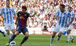 Barcelona 4-1 Malaga (Spanish La Liga 2012-2013, round 38)