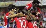 Granada CF 2-0 Getafe (Spanish La Liga 2012-2013, round 38)