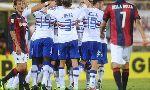Bologna 2-2 Sampdoria (Italian Serie A 2013-2014, round 2)