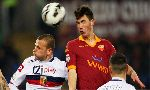 AS Roma 3-1 Genoa (Italian Serie A 2012-2013, round 27)