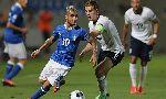 Italy(U21) 1-0 England(U21) (U21 European 2013)