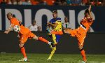 Everton 0-1 Valencia (Highlights giao hữu quốc tế Champions Cup 2013)