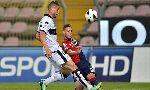 Cagliari 0-1 Parma (Italian Serie A 2012-2013, round 36)