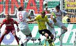 Augsburg 0-4 Borussia Dortmund (German Bundesliga 2013-2014, round 1)