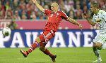 Bayern Munich 3-1 Monchengladbach (German Bundesliga 2013-2014, round 1)