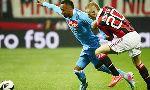 AC Milan 1-1 Napoli (Italian Serie A 2012-2013, round 32)
