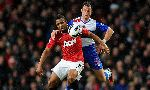 Manchester United 1-0 Reading (England Premier League 2012-2013, round 30)