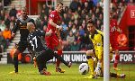 Southampton 3-1 Liverpool (England Premier League 2012-2013, round 30)