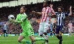 Stoke City 0-0 West Bromwich(WBA) (England Premier League 2012-2013, round 30)