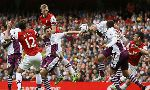 Arsenal 1-3 Aston Villa (England Premier League 2013-2014, round 1)