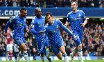 Chelsea FC 2-0 West Ham United (England Premier League 2012-2013, round 30)