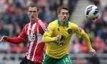 Sunderland 1-1 Norwich City (England Premier League 2012-2013, round 30)