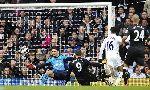 Tottenham Hotspur 0-1 Fulham (England Premier League 2012-2013, round 30)