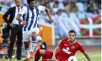 Real Sociedad 2-0 Getafe (Spanish La Liga 2013-2014, round 1)