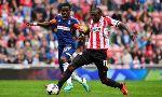 Sunderland 0-1 Fulham (England Premier League 2013-2014, round 1)