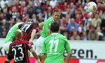 Eintracht Frankfurt 2-2 Wolfsburg (German Bundesliga 2012-2013, round 34)