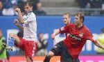Hamburger 0-1 Bayer Leverkusen (German Bundesliga 2012-2013, round 34)