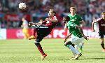 Nurnberg 3-2 Werder Bremen (German Bundesliga 2012-2013, round 34)