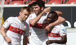 VfB Stuttgart 2-2 Mainz (German Bundesliga 2012-2013, round 34)