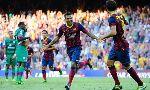 Barcelona 7-0 Levante (Spanish La Liga 2013-2014, round 1)